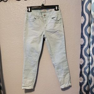 Jessica Simpson skinny ankle Jean's size 27
